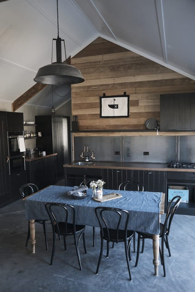 Rustic Charm, Modern Creature Comforts